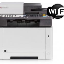 Kyocera реализовал возможность прямой WI-FI печати