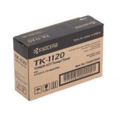TK-1120 тонер черный Kyocera (1T02M70NX0)