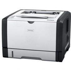Монохромный лазерный принтер Ricoh SP 311DNw (A4, 128Мб, 28 стр/мин, дуплекс, LAN, WiFi, лоток 300л, старт.картридж)