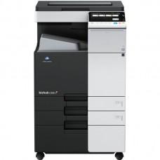 Полноцветное МФУ Konica Minolta bizhub C258 (Копир-принтер-цветной сканер (сетевой): ч/б-цвет - 25 стр./мин. (А4), формат SRА3, плотность бумаги - 300 г/м2, нагрузка 80 000 стр./мес.)