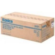 Девелопер Konica Minolta DV-313C синий (A7U40KD)