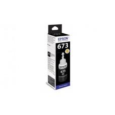 Чернила Epson T673 (black)