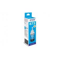 Чернила Epson T673 (cyan)
