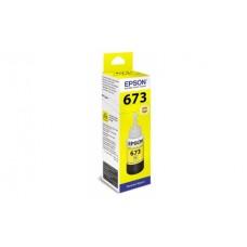Чернила Epson T673 (yellow)