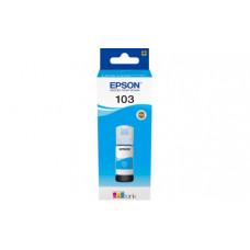 T00S2 Контейнер с голубыми чернилами EPSON для L3100/3101/3110/3150/3151 (C13T00S24A)