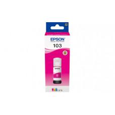 T00S3 Контейнер с пурпурными чернилами EPSON для L3100/3101/3110/3150/3151 (C13T00S34A)
