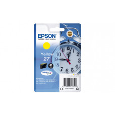 EPSON T2704 Картридж с желтыми чернилами DURABrite Ultra (300 стр.) для WF-7110/7610/7620 (C13T27044022)