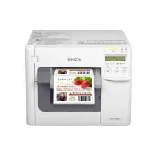 Струйный принтер для печати этикеток EPSON TM-C3500 (C31CD54012CD)