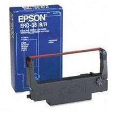 EPSON Картридж с красящей лентой - черный/красный (C43S015376)