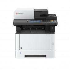 Лазерный копир-принтер-сканер-факс Kyocera M2835dw (А4, 35 ppm, 1200dpi, 512Mb, USB, Network, Wi-Fi, touch panel, автоподатчик, тонер) с дополнительным картриджем TK-1200