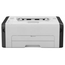 Монохромный лазерный принтер Ricoh SP 220Nw (A4, 128Мб, 23 стр/мин, GDI, LAN, WiFi, NFC, старт.картридж 700 стр.)